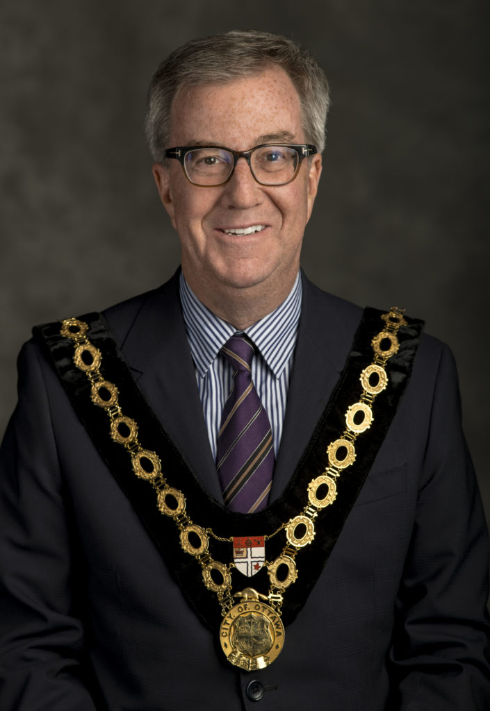 Mayor Watson - Chain of Office